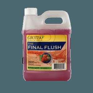 Final Flush fresa Grotek