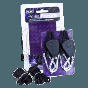 Poleas Pro-Grip Light VDL